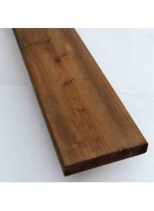 lame de terrasse en PIN choix US 27*145*2400mm  CL4