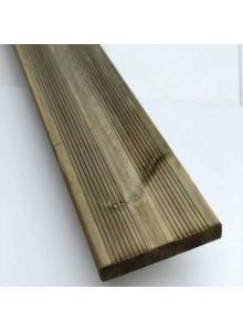 lame de terrasse en PIN choix AB 27*145*2400mm  CL4