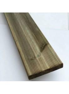 lame de terrasse en PIN choix AB 27*145*4500mm  CL4