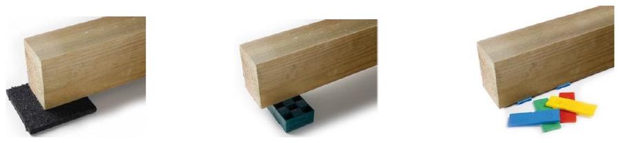 Conseil de pose dune terrasse en bois Ventilation des lames